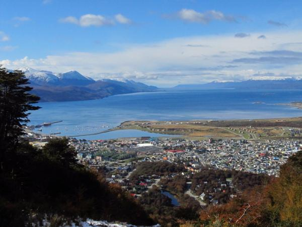 USHUAIA - at the end of the world