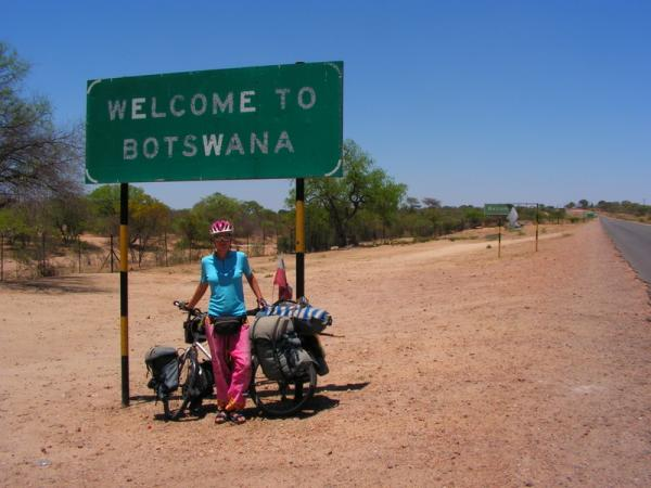 Welcome to Botswana