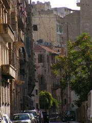 Beirut - still many traces after war