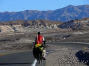 35-Death Valley. Departure from depression